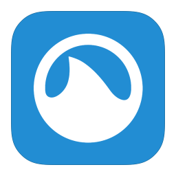 256x256px size png icon of MetroUI Apps GrooveShark