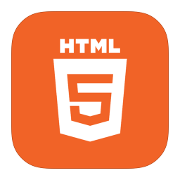 256x256px size png icon of MetroUI Apps HTML 5