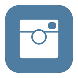 256x256px size png icon of MetroUI Apps Instagram