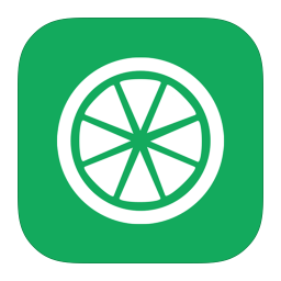 256x256px size png icon of MetroUI Apps Limewire