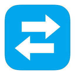 256x256px size png icon of MetroUI Apps Live Sync