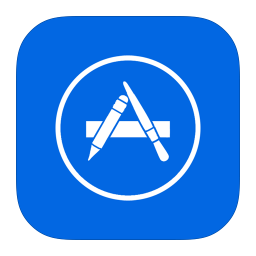 256x256px size png icon of MetroUI Apps Mac App Store