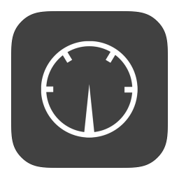 256x256px size png icon of MetroUI Apps Mac Dashboard