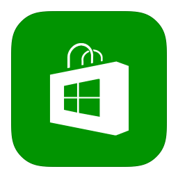 256x256px size png icon of MetroUI Apps Windows8 Store