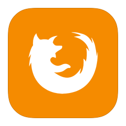 256x256px size png icon of MetroUI Browser Firefox