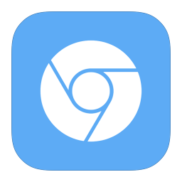 256x256px size png icon of MetroUI Browser Google Chromium