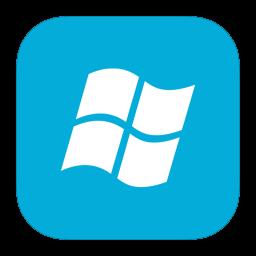 256x256px size png icon of MetroUI Folder OS OS Windows