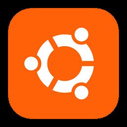 256x256px size png icon of MetroUI Folder OS Ubuntu