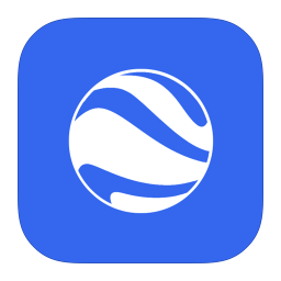 256x256px size png icon of MetroUI Google Earth