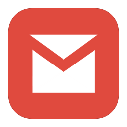 Metroui Google Gmail Vector Icons Free Download In Svg Png Format
