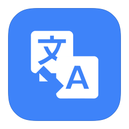 256x256px size png icon of MetroUI Google Translate