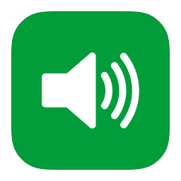 256x256px size png icon of MetroUI Other Sound
