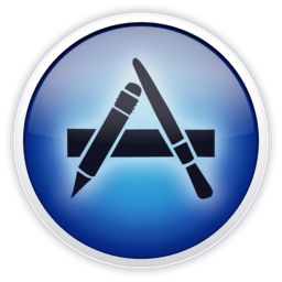 256x256px size png icon of appstore