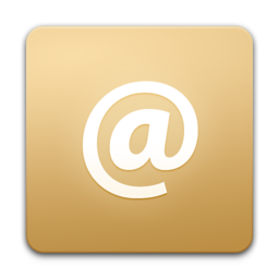 256x256px size png icon of Address Book