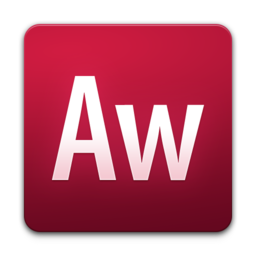 256x256px size png icon of Authorware