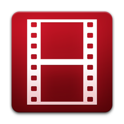 256x256px size png icon of Flash Video Encoder