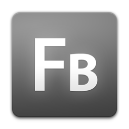 256x256px size png icon of Flex Builder