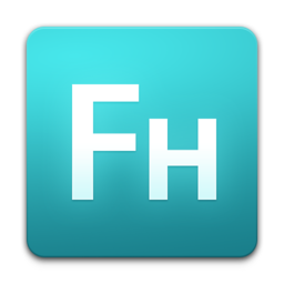 256x256px size png icon of Freehand