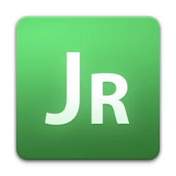 256x256px size png icon of JRun