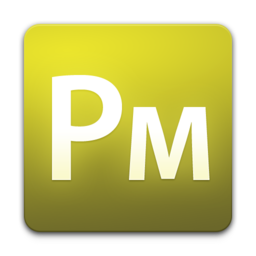 256x256px size png icon of PageMaker