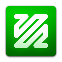 256x256px size png icon of ffmpegX