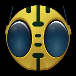 256x256px size png icon of Bioman Avatar 6 Peebo