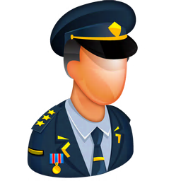 256x256px size png icon of General