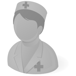 256x256px size png icon of Doctor disabled