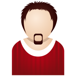 Red Man Vector Icons Free Download In Svg Png Format