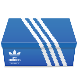 256x256px size png icon of Adidas Shoebox