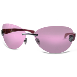 256x256px size png icon of PINK GLASSES