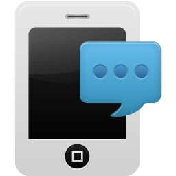 Smartphone Sms Vector Icons Free Download In Svg Png Format