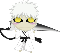 256x256px size png icon of Bleach Chibi Nr  14 Ogichi by rukichen