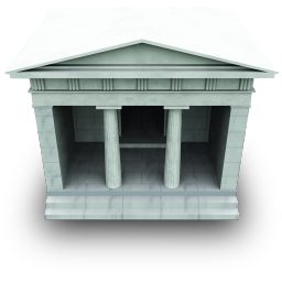 256x256px size png icon of AncientTreasury
