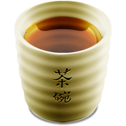 256x256px size png icon of Cup 2 tea