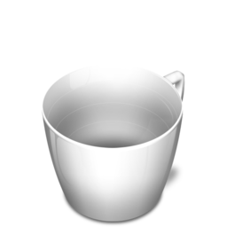 256x256px size png icon of Cup 3