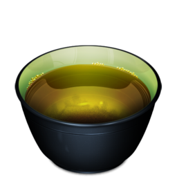 256x256px size png icon of Cup tea