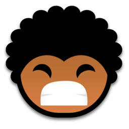 256x256px size png icon of anger 512x512