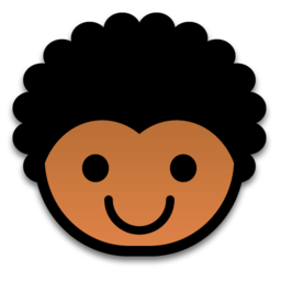 256x256px size png icon of glad 512x512