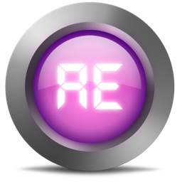 256x256px size png icon of 01 Ae