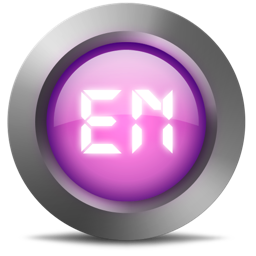 256x256px size png icon of 01 En
