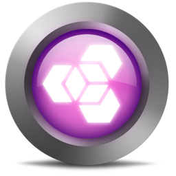 256x256px size png icon of 01 Extension Manager