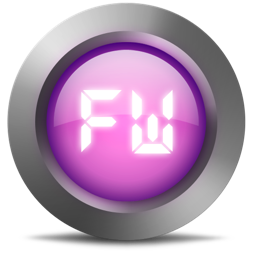 256x256px size png icon of 01 Fw