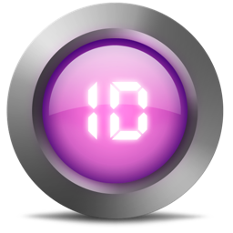 256x256px size png icon of 01 Id