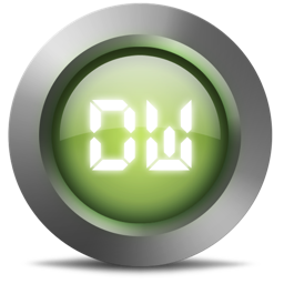 256x256px size png icon of 02 Dw
