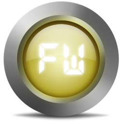 256x256px size png icon of 02 Fw