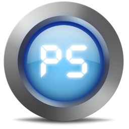 256x256px size png icon of 02 Ps