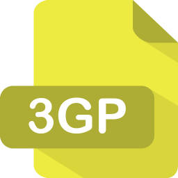 256x256px size png icon of 3gp