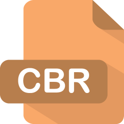 256x256px size png icon of cbr