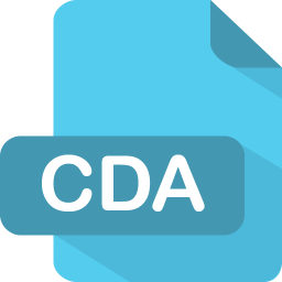 256x256px size png icon of cda